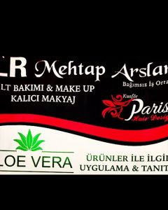 LR MEHTAP ARSLAN - KUAFÖR PARİS HAİR DESİGN - FARUKNAYT MORNİNG SHOW SPONSORU