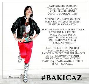 HANDE YENER - BAKICAZ ARTIK 2017