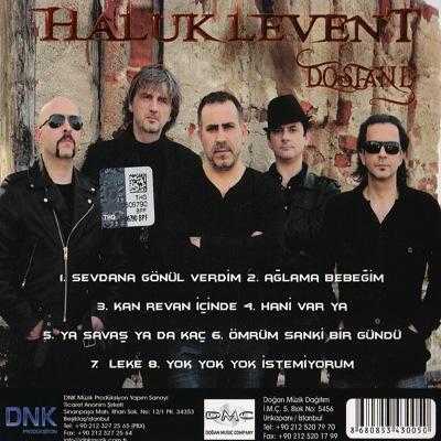HALUK LEVENT - DOSTANE 2014