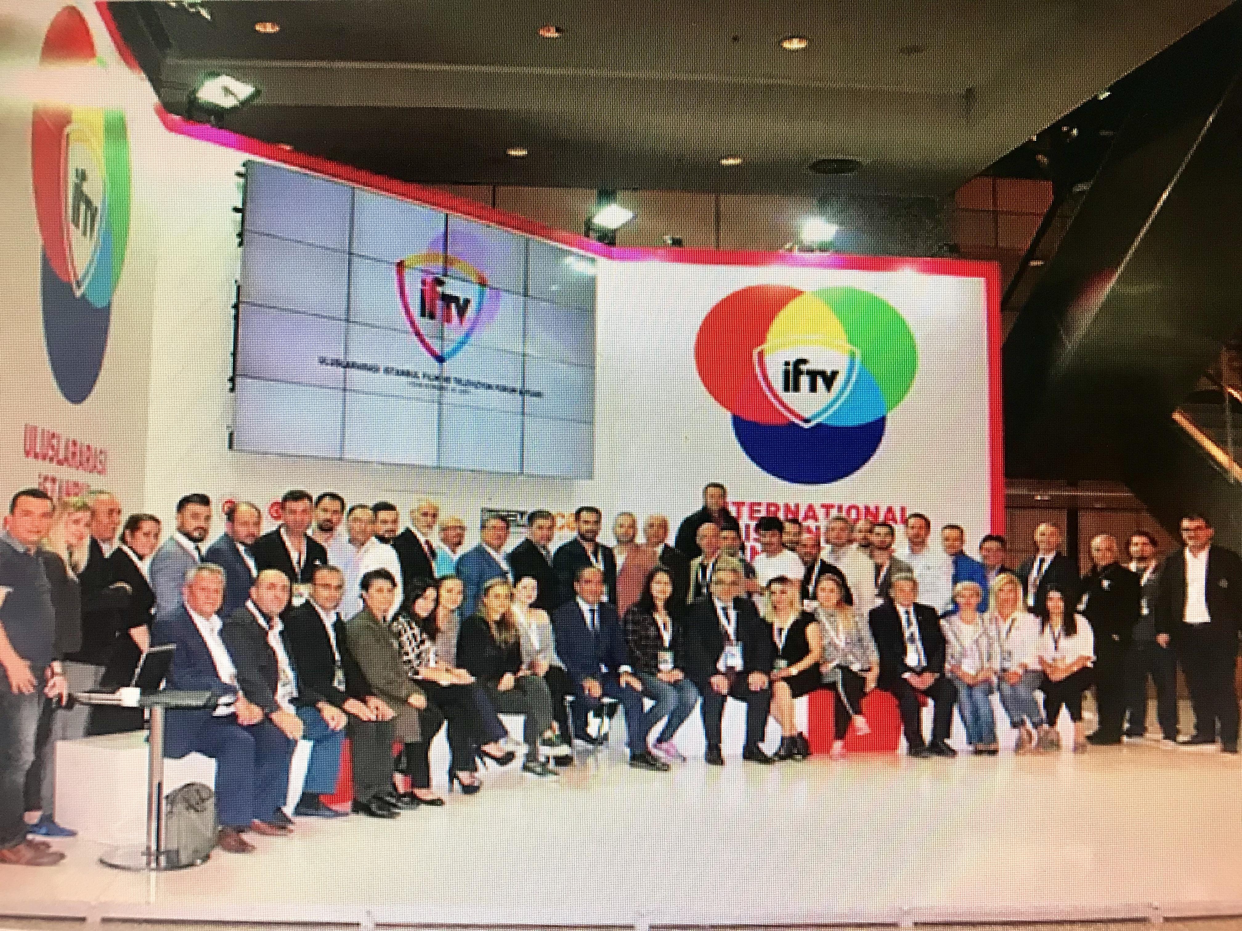 IFTV ULUSLARARASI İSTANBUL FİLM RADYO VE TELEVİZYON FUARI 2017