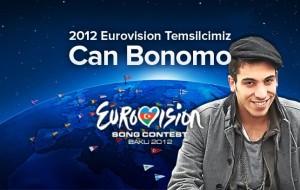 CAN BONOMO - EUROVİSİON 2012