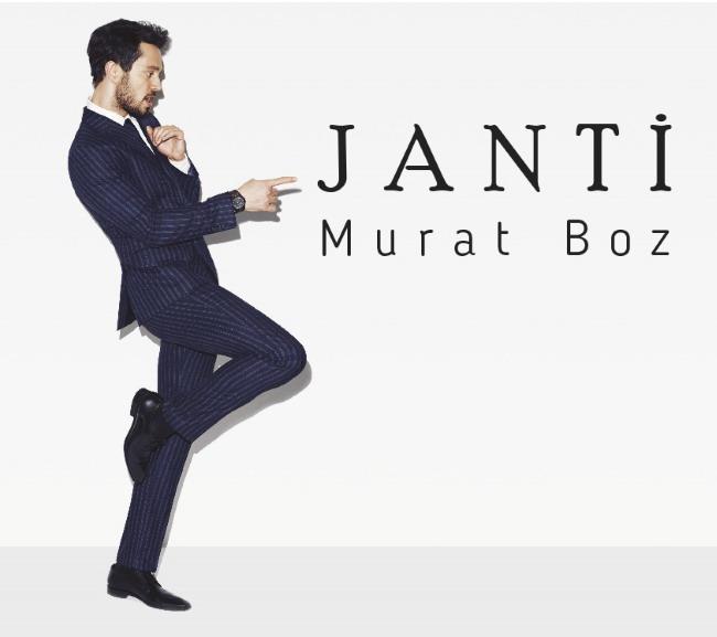 MURAT BOZ - JANTİ 2016 ÇIKTI /// RADYO ŞİRİN 95.70 FM ' DE