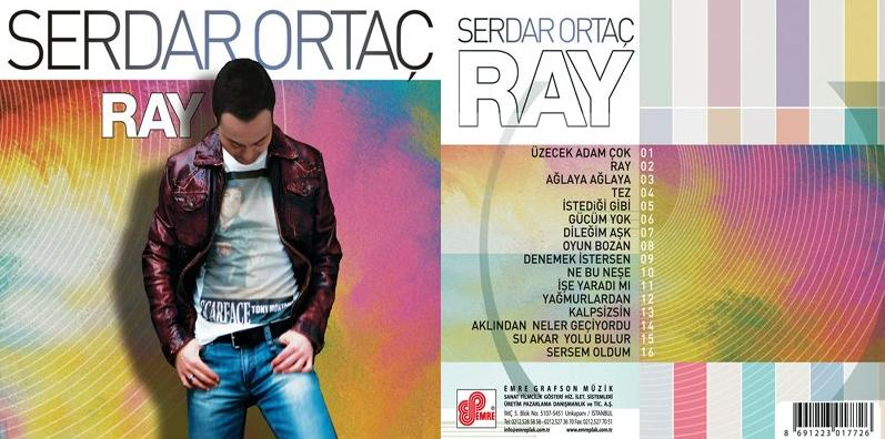 SERDAR ORTAÇ - RAY 2012